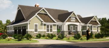 Stock Home Plans - Roney Design Group on