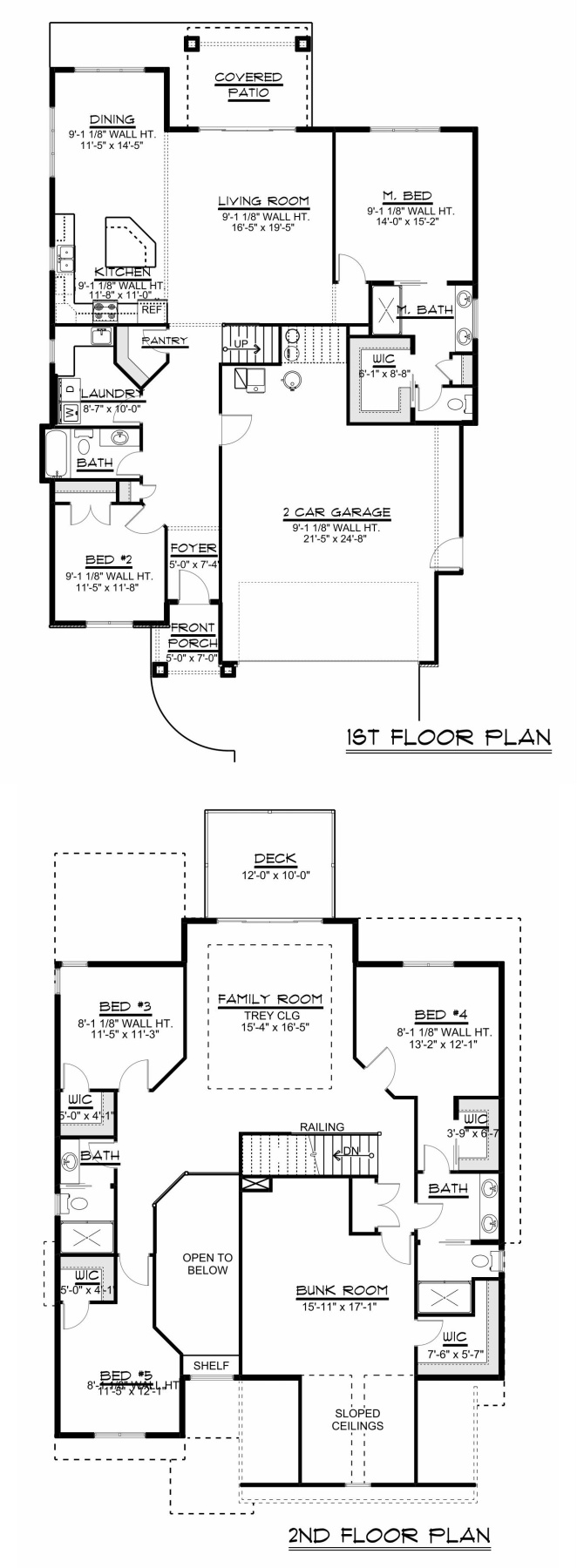 plans by chd custom home designs 4